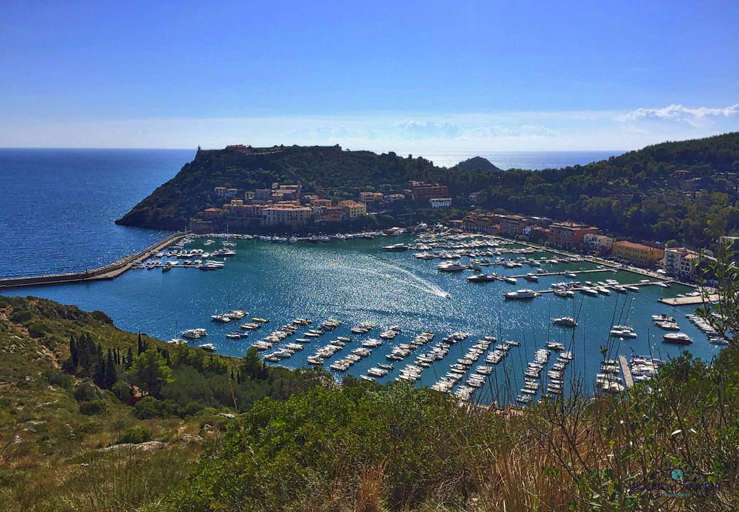 VILLAGES OF MAREMMA:MONTE ARGENTARIO