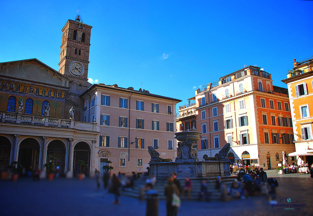 INTRODUCING TRASTEVERE